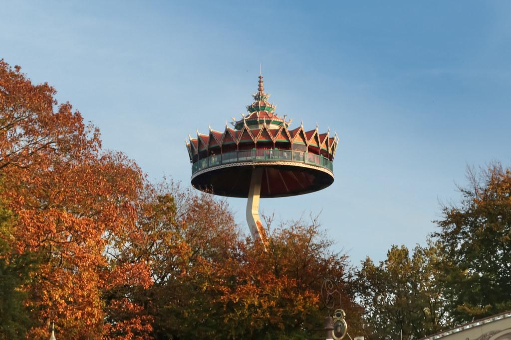 pagode efteling netherlands pagode 19 10 2017 17h46