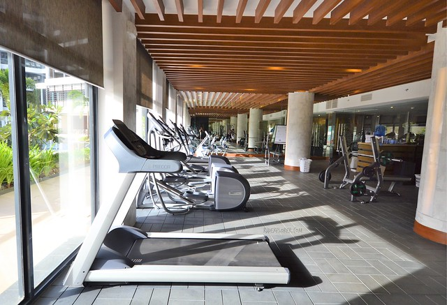 savoy hotel boracay fitness center