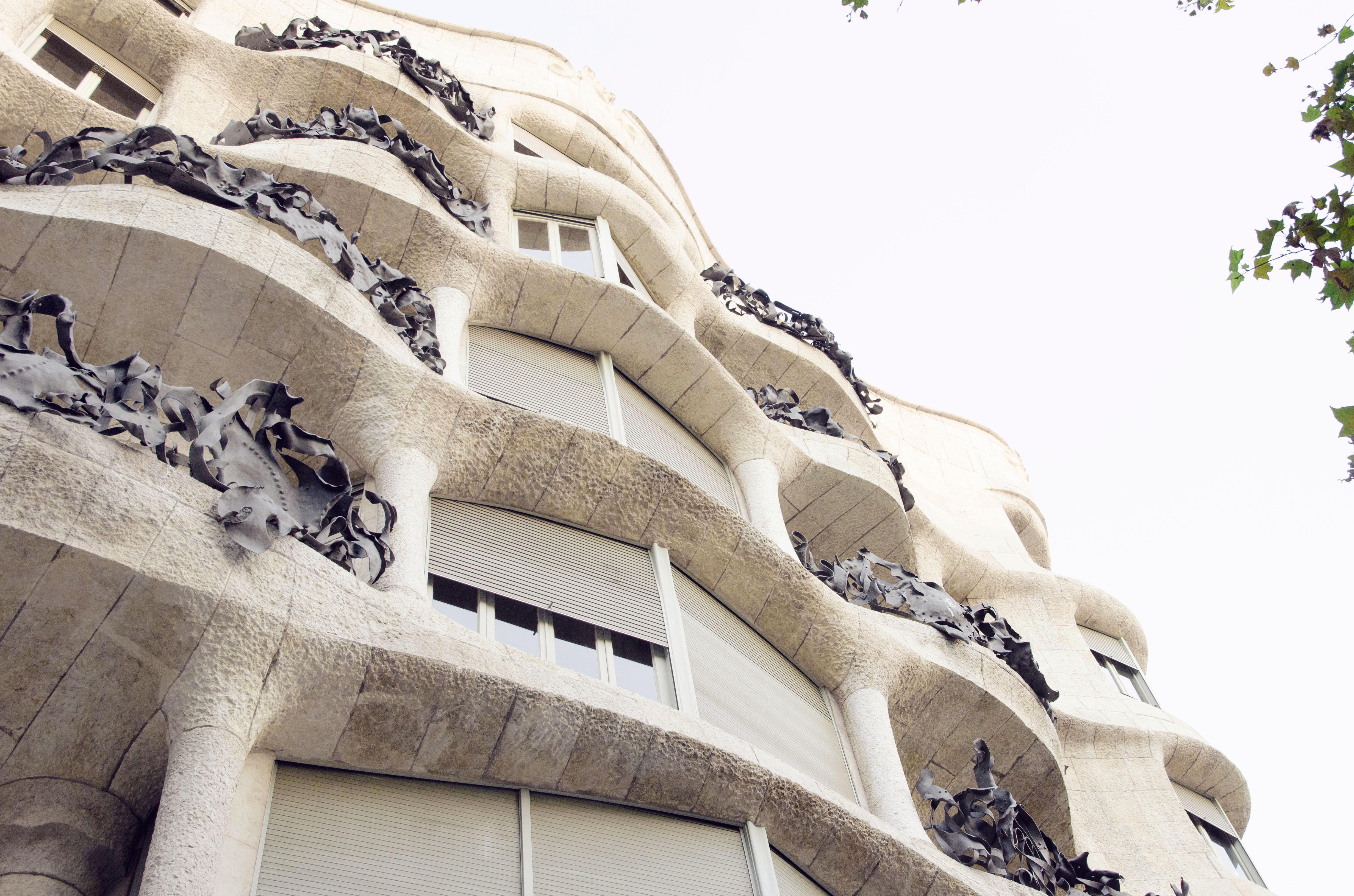 La Pedrera - Casa Mila, Barcelona