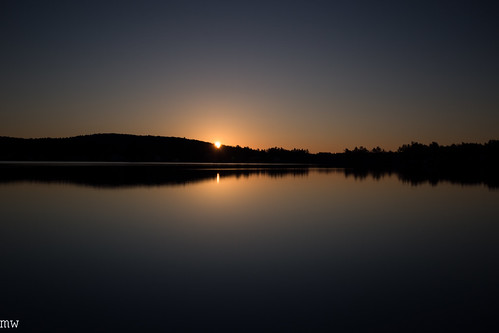mascuppiclake lake sunrise tyngsborough massachusetts longexposure nd filter gd leefilters merrimackvalley