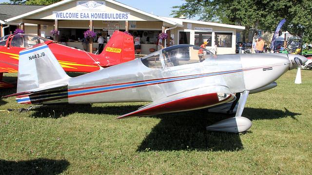 N443JB