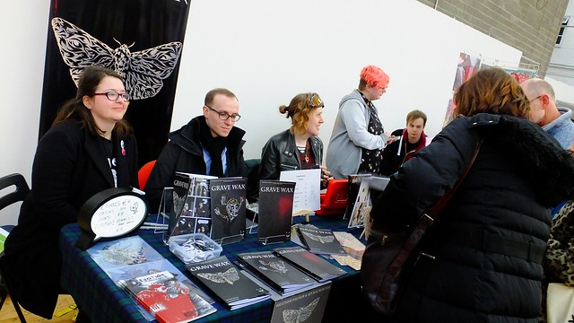 Edinburgh Comic Art Festival 2017 06