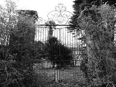 Gate - Photo of Périssac