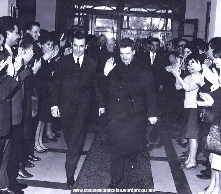 Ieseuri vesele si triste ale tovarasului Nicolae Ceausescu, ultimul stalinist al Europei (XVI)