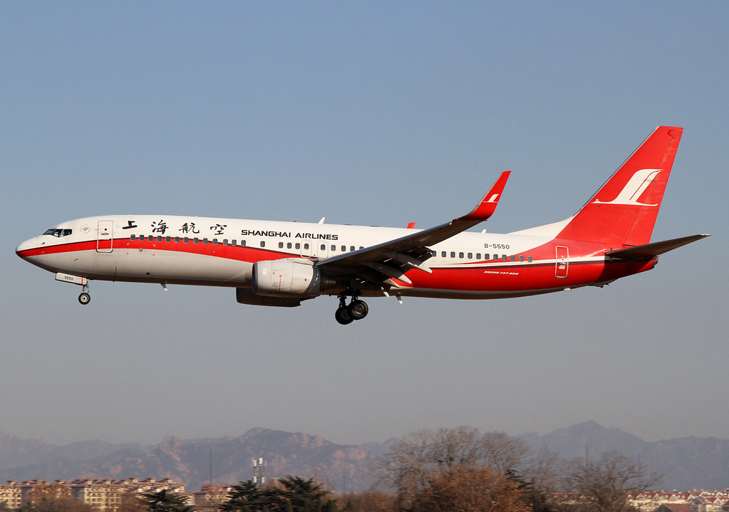 Short final for RWY35 inbound from Dandong DDG. Delivered 12/2010.