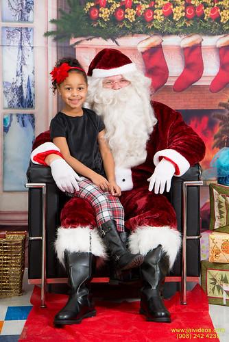 Santa at Teecs-30