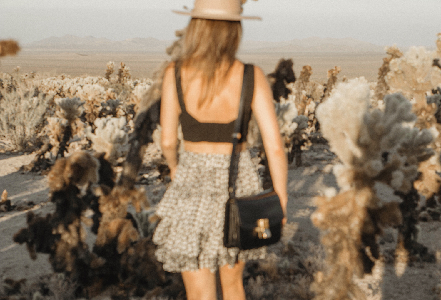 joshuatreepark_highwaistedskirt_lackofcolor_hat_thezulu_celinebox_california_blogger_02