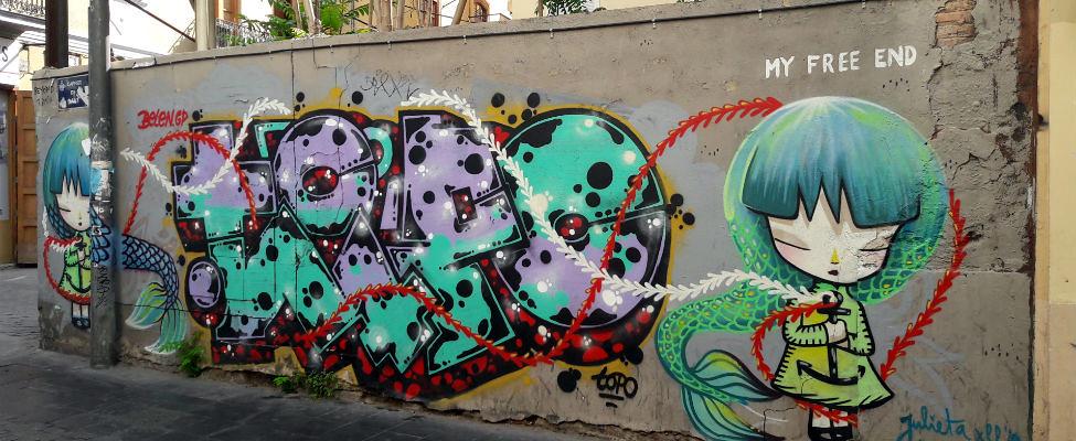 Stedentrip Valencia, Barrio del Carmen | Mooistestedentrips.nl