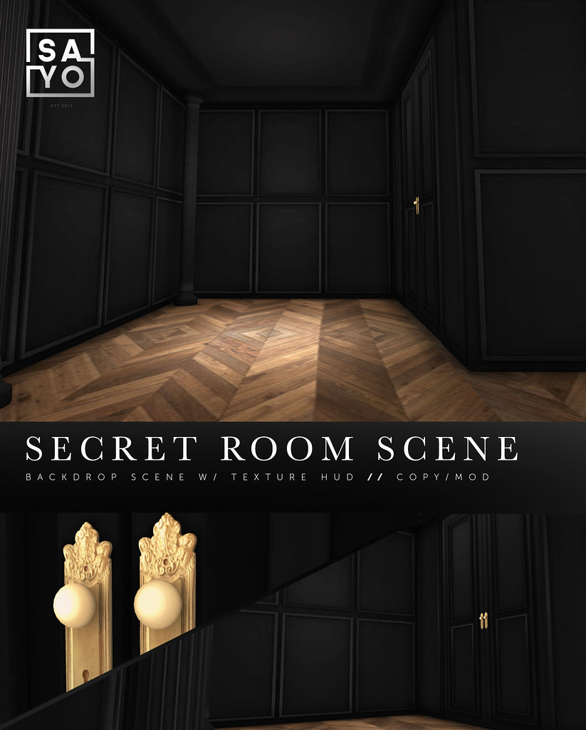 SAYO – Secret Room Scene @ Collab88