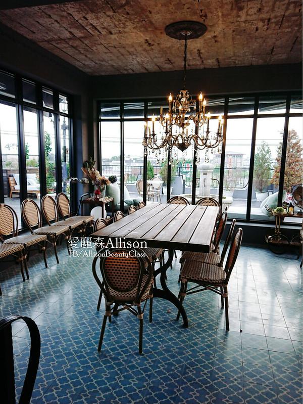宜蘭礁溪初樂 Café de Samuel|法式甜點下午茶餐廳|景觀餐廳拍照
