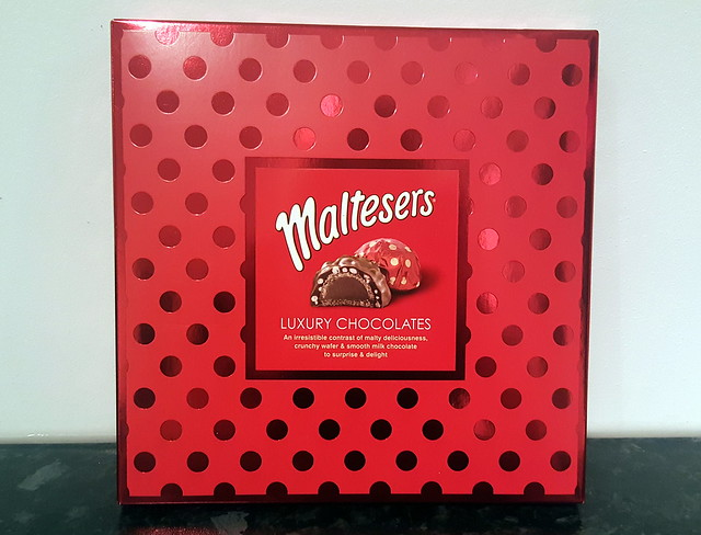 Maltesers Luxury Chocolates