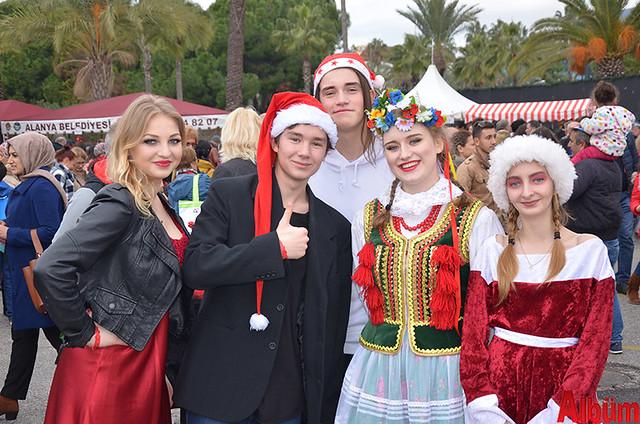 8. Uluslararası Alanya Noel Pazarı