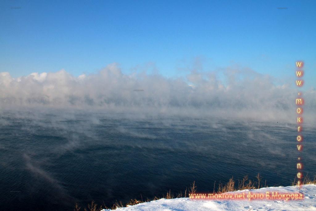 Зима в Анапе.