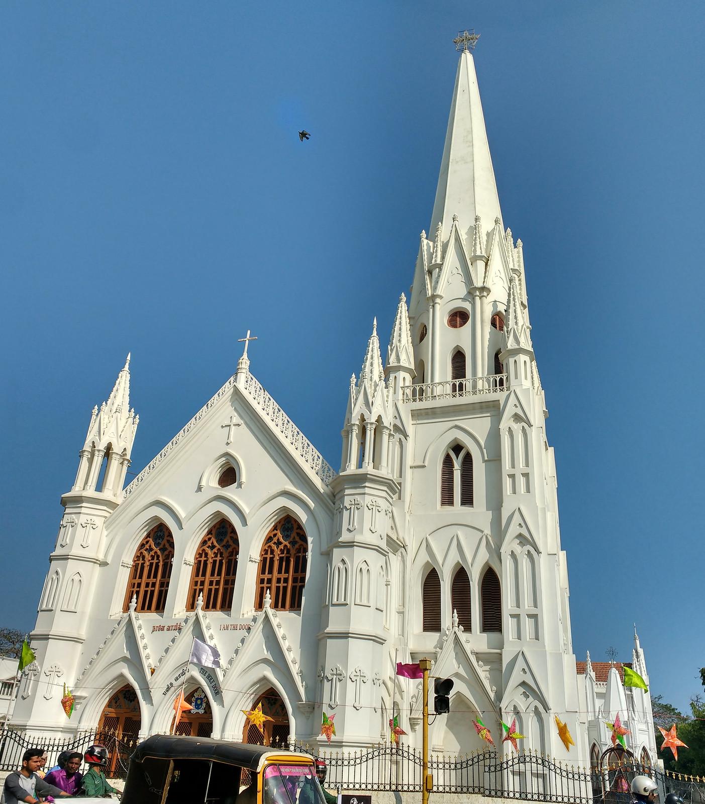 Santhome Basilica