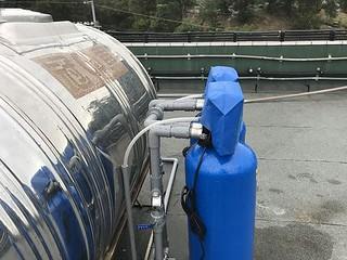 [安裝實績]大金剛全戶式過濾器-全屋淨水-無軟水規格-木柵-小伍淨水