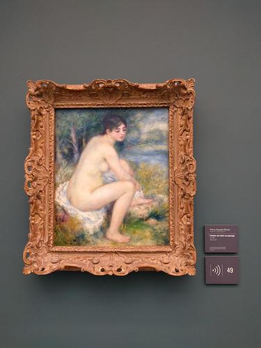 Renoir @ Musée de l'Orangerie