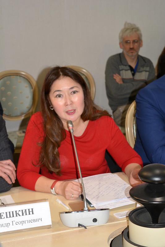 Мария Христофорова, председатель АНСМИ