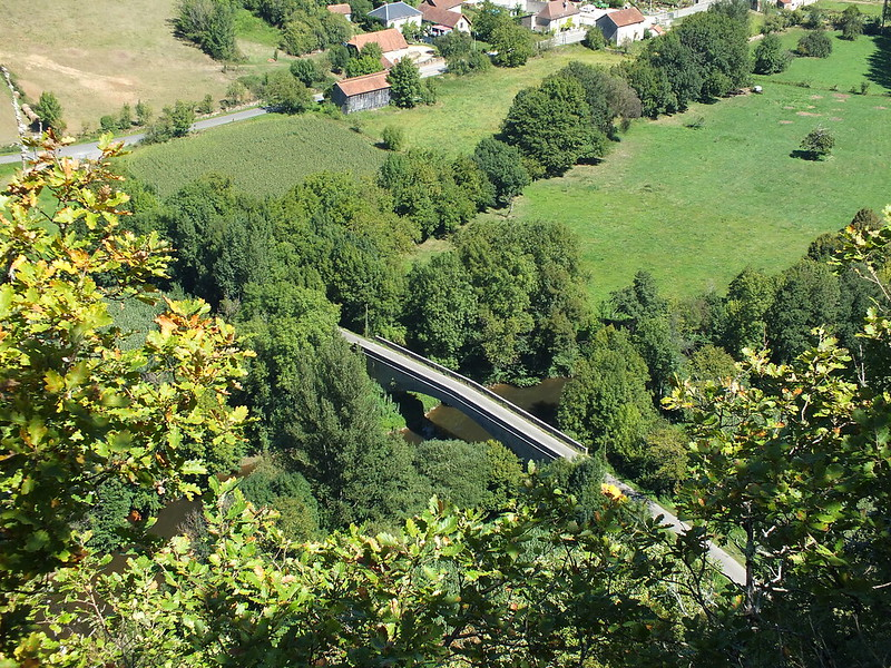 Corn - Pont des Vergnes