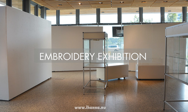 A look at our Embroidery Exhibition