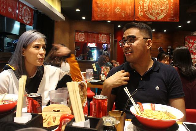 Ramen Nagi Last Quarter Syndrome Stress Health Food Luie Magbanua Joel Quizon