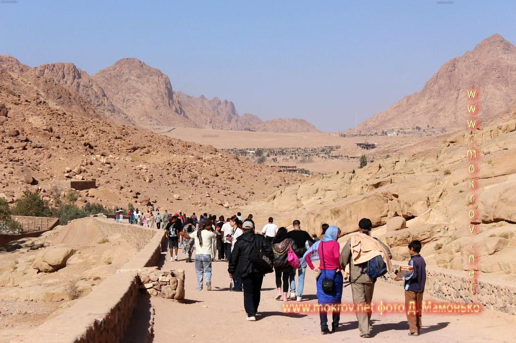 Синайские горы художественная фотография