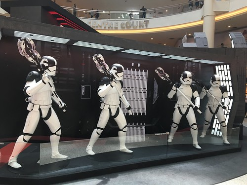 Star Wars -The Last Jedi Roadshow @ Mid Valley