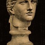 1909 Foto Anderson 024, Testa di Afrodite, tipo Cnidia di Prassitele - https://www.flickr.com/people/35155107@N08/
