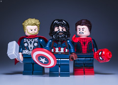 Marvel Movember