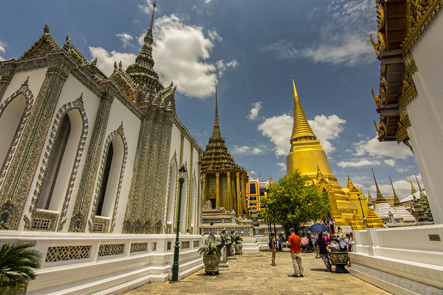 Thailand - Bangkok - Grand Palace - View 03_DSC6008