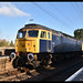 No 47815 No 47848 29th Nov 2017 Foxton