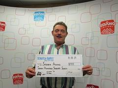 Steven Adams - $777 - Silver 7s Slingo - Parma - Jacksons