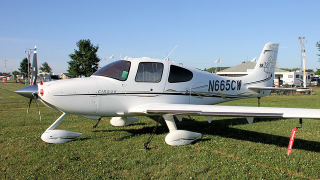 N665CW