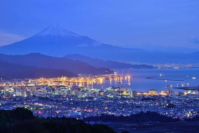 Mountain Fuji, 富士山,日本平