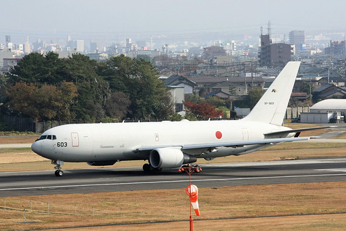 第1輸送航空隊第404飛行隊 KC-767 97-3603 IMG_7061_2