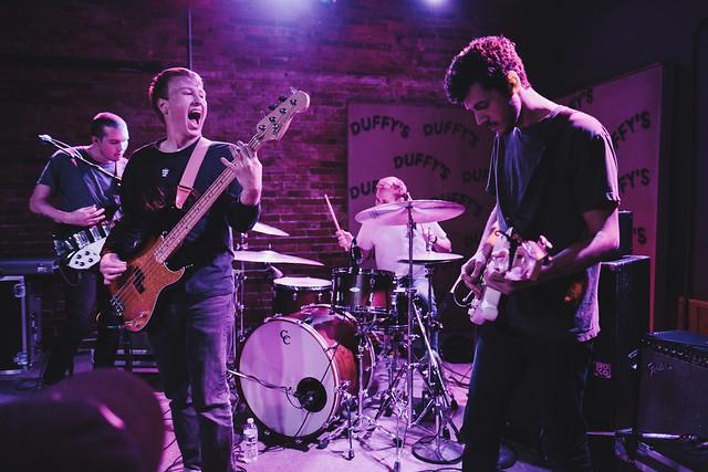 Gleemer @ Duffy's Tavern | 12-09-17