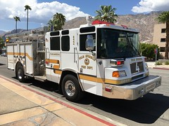 Palm Springs Fire