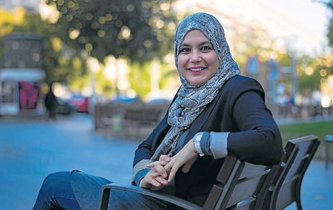 17l07 Najat Driouech, número 10 d'ERC, serà la primera diputada que el portarà al Parlament Uti 485