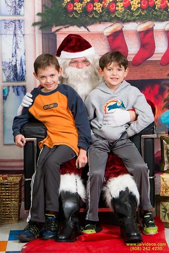Santa at Teecs-70