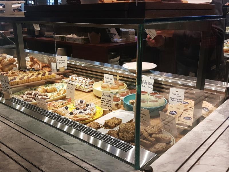 Sud Forno desserts