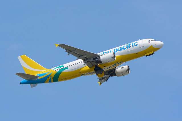 Cebu Pacific Air Promo East Asia Cities Philippines Promo
