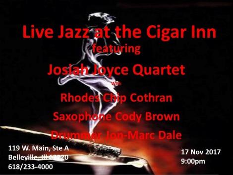 Cigar Inn 11-17-17
