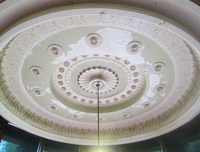 ceiling Drawing room , Holmwood