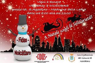 Noicattaro. Donazione Fidas front