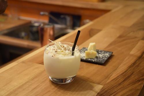 DSC_4919 London Brick Lane Dark Sugar White Chocolate Cocktail with Rum