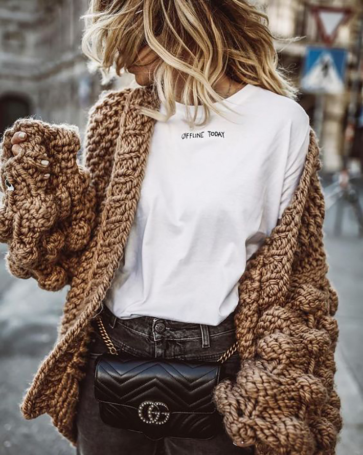 sweaters autumn outfits street style inspiration trend style outfit 2017 inspo3
