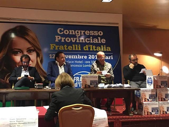 congresso fdi-an provincia bari