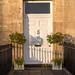 Royal Crescent front door, Bath