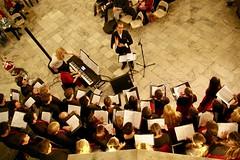 Czech youth choir at StL City Hall