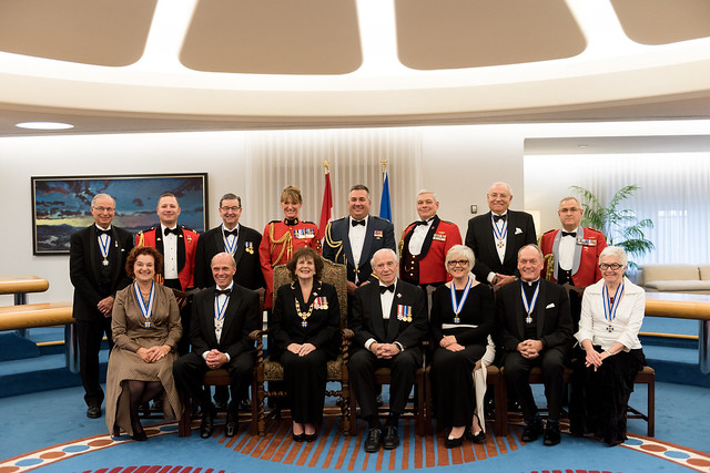 Alberta Order of Excellence 2017