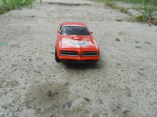 Pontiac Firebird Trans AM (1970) - Motor Max2